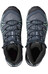 Salomon X Ultra Mid 2 GTX Hiking Shoes Women grey denim/deep blue/lucite green